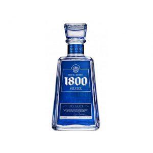 Tequila José Cuervo 1800 Silver