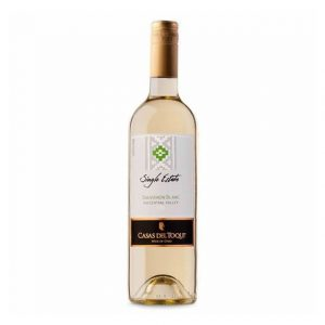 Casas Del Toqui Single Estate Sauvignon Blanc