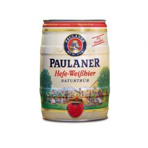 Paulaner Hefe-Weissbier Barrilete 5 litros