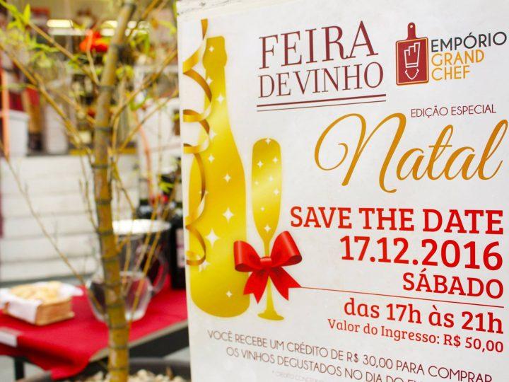 Feira de Vinho / Edição Especial Natal / 17.Dezembro.2016